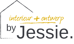 byJessie. | interieur + ontwerp Logo